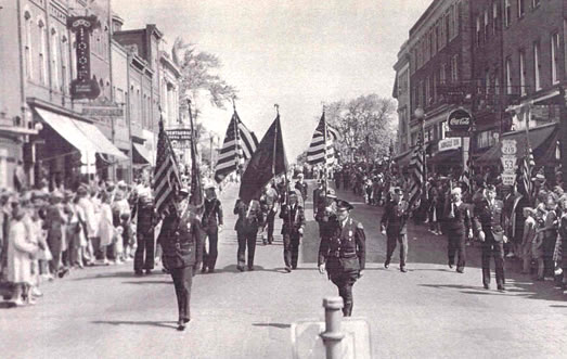 Somerset Borough Police Department - HISTORY