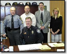 Police Hold Fraud Seminar